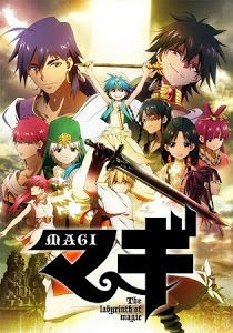 Download – Magi – Episódio 14 – HDTV Legendado