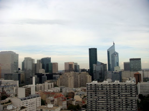 Дефанс, новото Сити на Париж