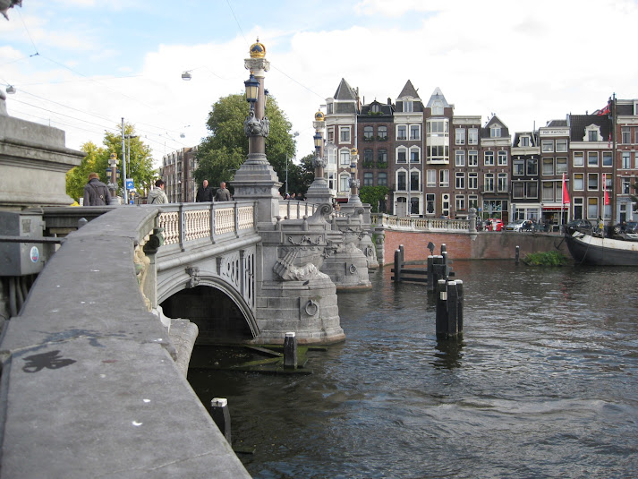 Amstel Bridge, Amsterdam