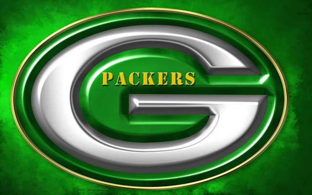 Green Bay Packers 2011 3D Logo Wallpaper