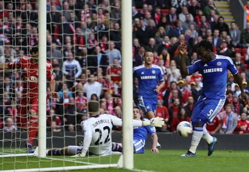 Michael Essien, Liverpool - Chelsea