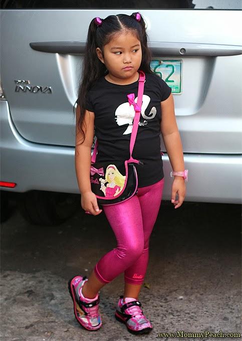 Barbie OOTD