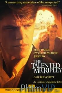 Con Người Tài Năng - The Talented Mr. Ripley poster