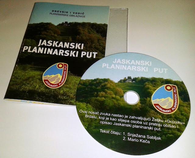 Zvučni opis Jaskanskog planinarskog puta