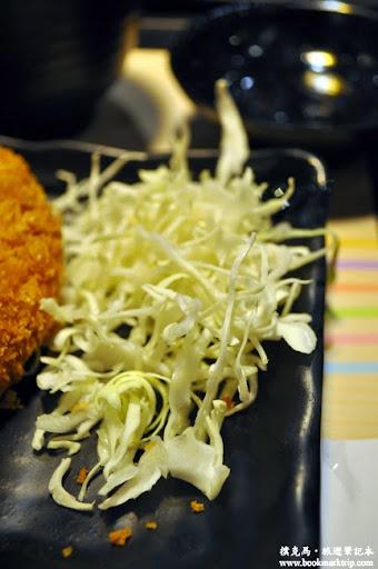 定食8高麗菜絲