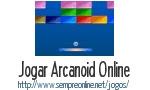 Jogo Arcanoid Online