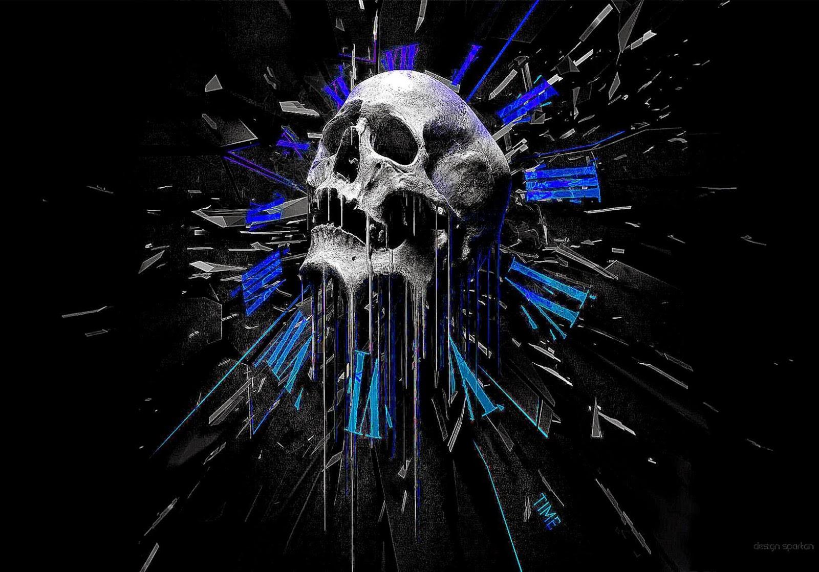 Cool HD Wallpapers: Hd Skull Wallpaper