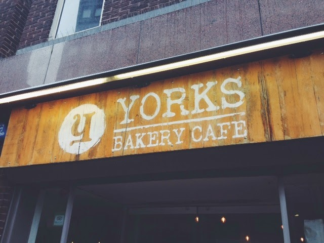 Yorks Bakery Cafe
