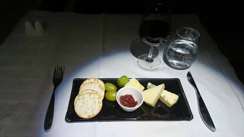 DSC 5084 - REVIEW - Qatar: First Class - Doha to London (A330)