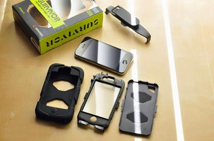 Survivor Griffin iphone4s 5
