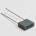 Πυκνωτής πολυεστέρας. πλαστικός πυκνωτής, film foil capacitor, polyester capacitor