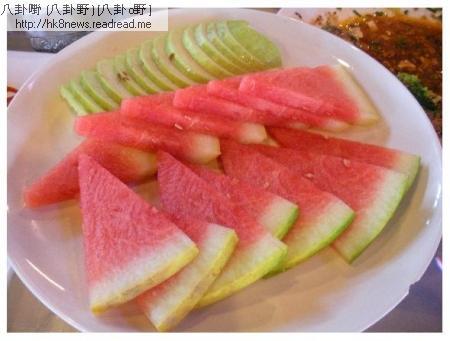 晚上不要吃西瓜