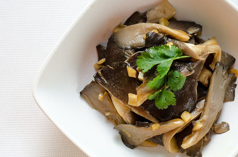 recipe Asian oyster