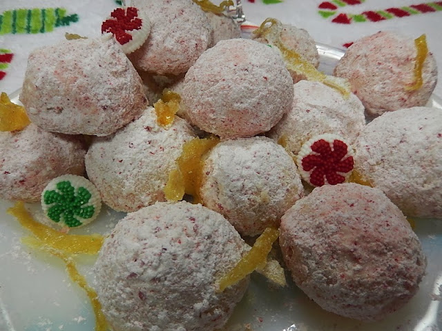 Butterballs, Mexican Wedding Cookies