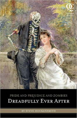 Review: Pride and Prejudice and Zombies: Dreadfully Ever After - 4 Qwills