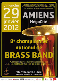 Championnat National de Brass Band – 29 janvier 2012