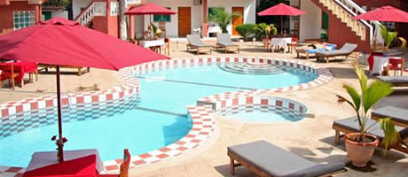 Baobab Holiday Resort swimming pool