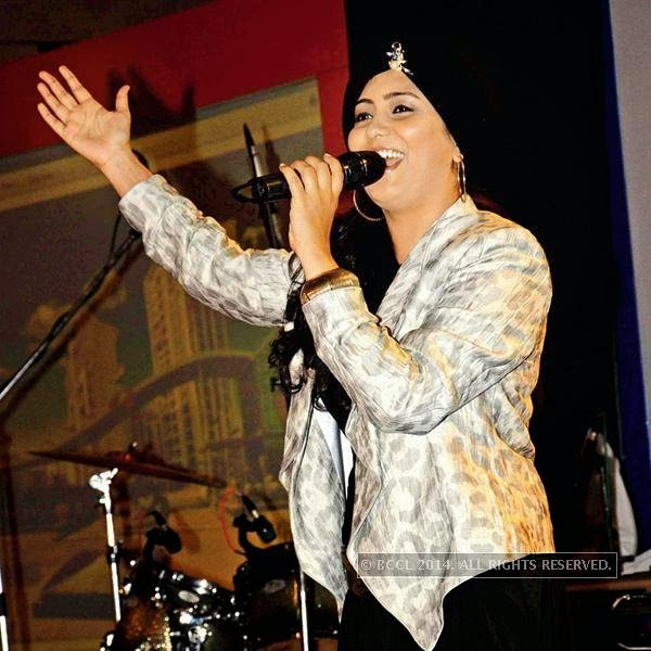 Bollywood singer Harshdeep Kaur delighted the audience, with her soulful singing, and a belly dance performance concluded the evening.