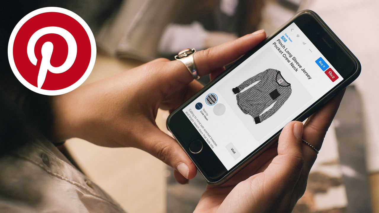 Pinterest Shop: Gli acquisti online arrivano su Pinterest