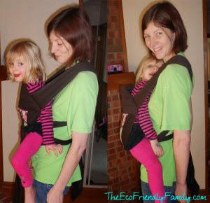 mochila colgona vs portabebe ergonómico
