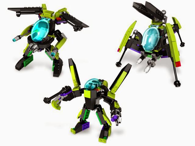 20216 レゴ MBA ロボット&マイクロデザイナー [マスタービルダーアカデミー]