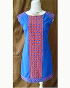 EMBROIDREY DRESS