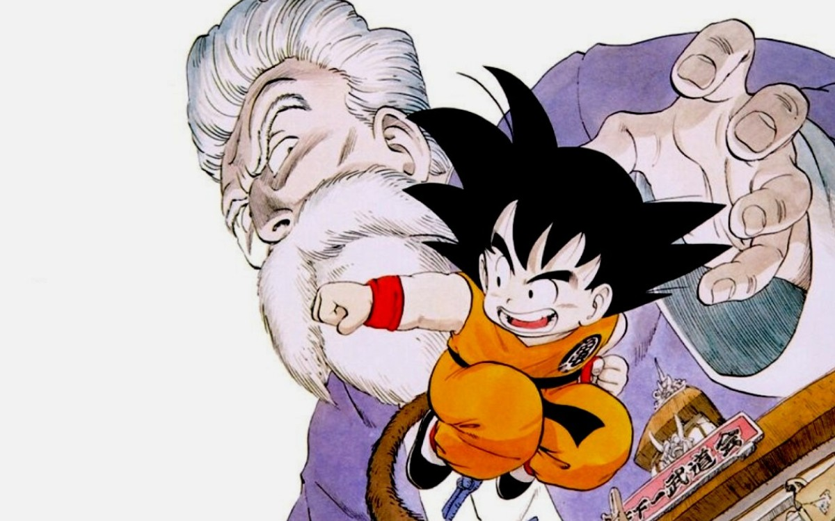 Dragon Ball Cartoon Picture 4