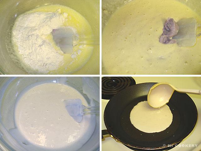Poi (Taro) Pancakes