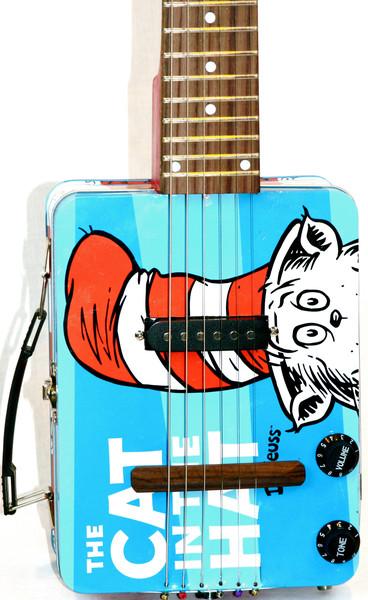 *油鐵桶再生電吉他:Bohemian Guitars 回收手作之美! 8