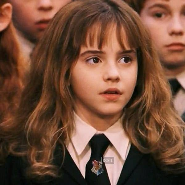 Emma Watson rose to prominence playing Hermione Granger in the Harry Potter film series; she was cast as Hermione at the age of nine. Click the following picture to see how she looks now!