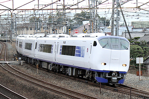 JR西日本 281系特急電車「はるか」