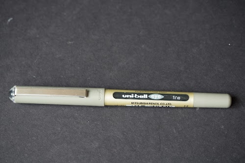 Uni-ball Eye Rollerball pen