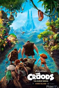 Cuộc Phiêu Lưu Của Nhà Croods - The Croods poster