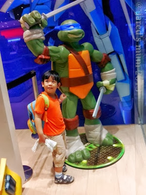 out + about, my favorite things, toddler, teenage mutant ninja turtles