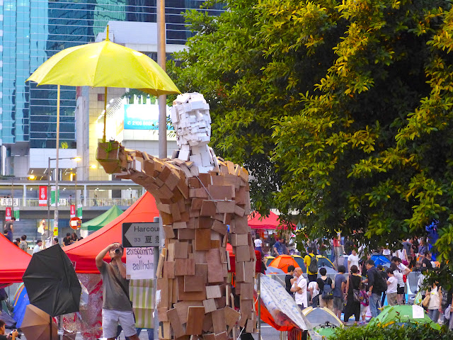 L1030246 The Umbrella Revolution в Гонконге - профилактический ремонт