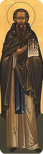 Православный святой Зосима Соловецкий