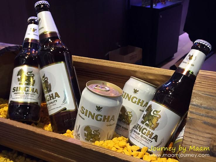 ThaiFex 2015 สิงห์_Singha Beer