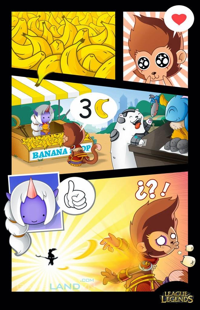Comic Liên Minh Huyền Thoại: Chuối của Soroka - Ảnh 2