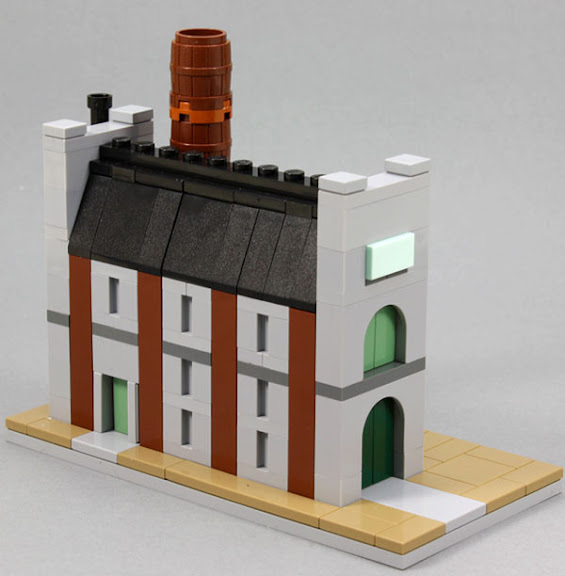 LEGO Micro Building