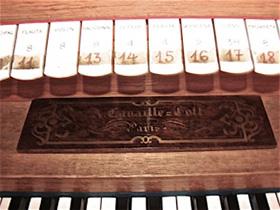 La Comunidad de Madrid restaura el órgano de la iglesia de Santa Cruz