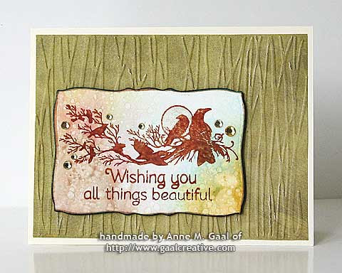 Wishing You All Things Beautiful Card