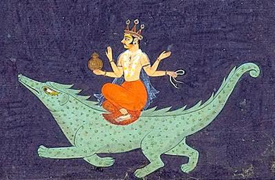 В Ведический период Варуна был верховным божеством