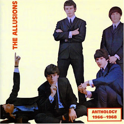 the Allusions ~ 2003 ~ Anthology 1966 - 1968
