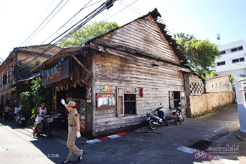 ชุมชนริมน้ำจันทบูร จันทบุรี
