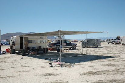 How to Build a Carport or Shade Structure From Electrical