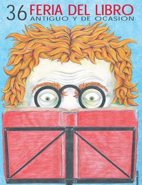 36 Feria del Libro Antiguo y de Ocasión. Primavera 2012