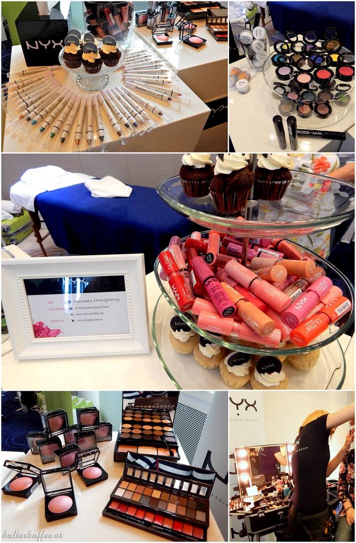 Beautypress event NYX
