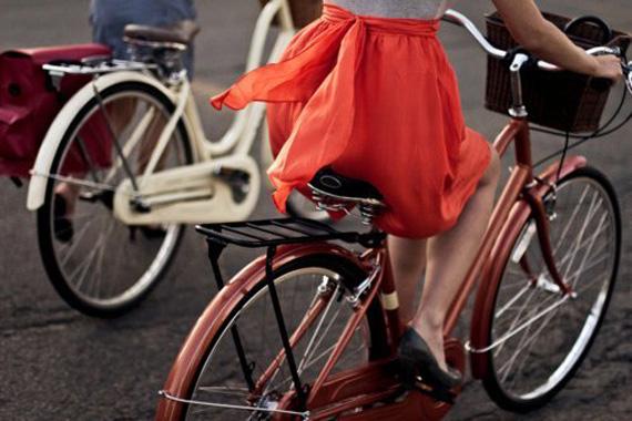 Volando al trabajo. Guía ciclista para ir a la oficina pedaleando