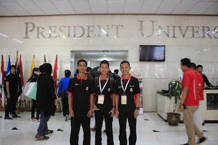 Prestasi Siswa dalam Kegiatan President Youth Leadership Camp 2014