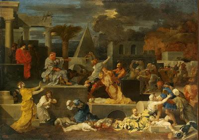 Sébastien Bourdon - Massacre of the Innocents